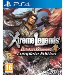 Dynasty Warriors 8 Xtreme Legends Complete Edition PS4