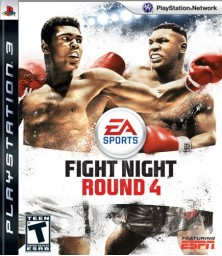 Fight Night Round 4 PS3 Kasutatud