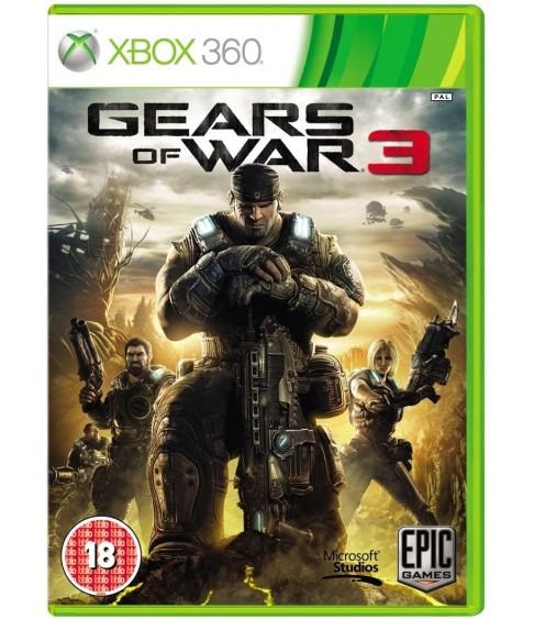 Gears of War X-Box 360 Kasutatud
