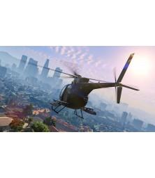 Grand Theft Auto V XBOX 360 Kasutatud