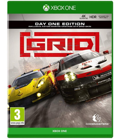 Grid - Day One Edition Xbox One