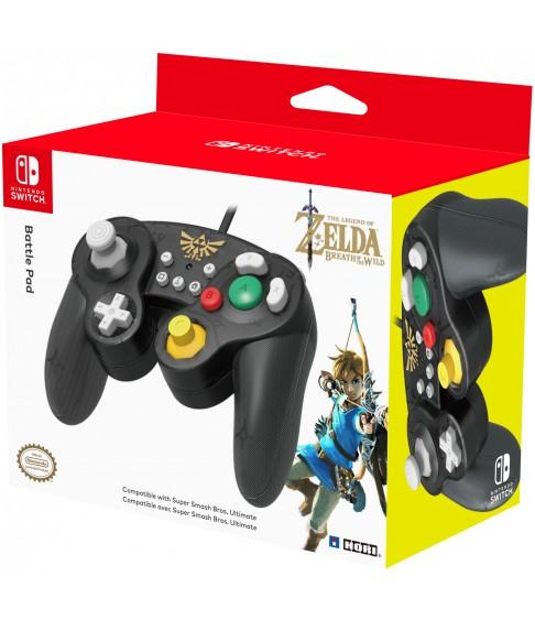 HORI Nintendo Switch Battle Pad Zelda Edition