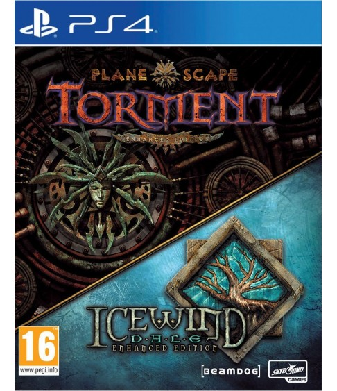 Icewind Dale + Planescape Torment PS4
