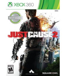 Just Cause 2 XBOX One - XBox 360