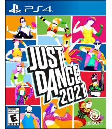 Just Dance 2021 PS4 / PS5