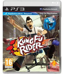 Kung Fu Rider (MOVE REQUIRED)