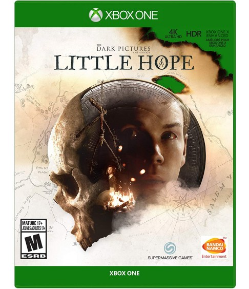 The Dark Pictures: Little Hope [Xbox One - Xbox Series X]