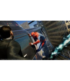 Marvel Spider-Man  PS4