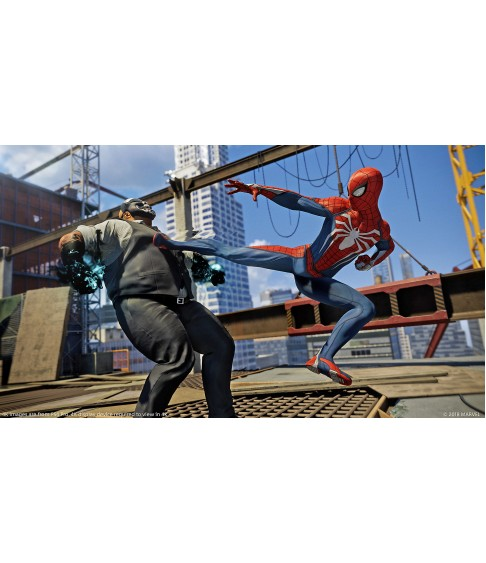 Marvel Spider-Man  PS4