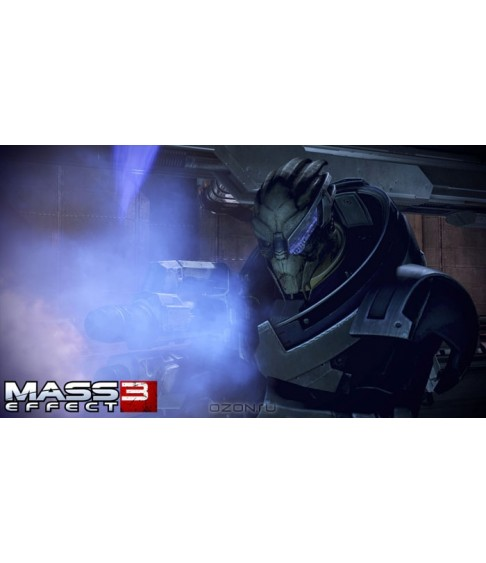 Mass Effect 3 PS3