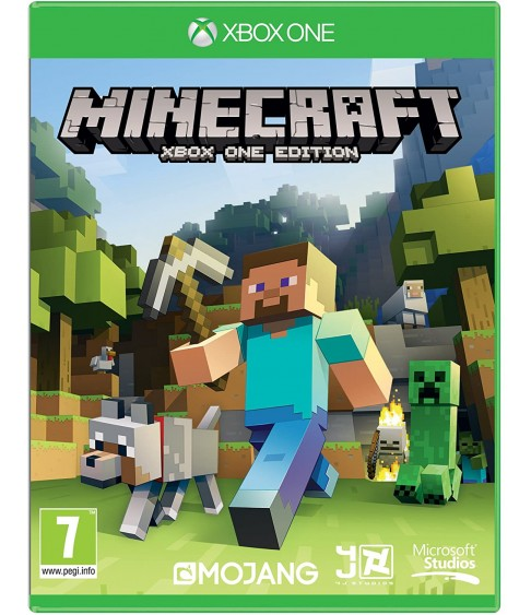 Minecraft: Xbox One Edition XBox One