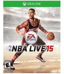 NBA Live 15 Xbox One
