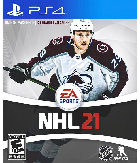 NHL 21 PS4