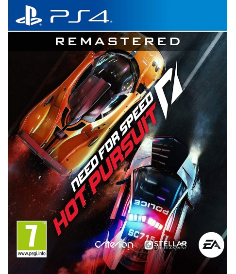 Need for Speed - Hot Pursuit Remastered PS4