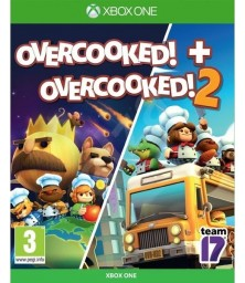 Overcooked Double Pack (Overcooked! + Overcooked! 2) XBOX ONE