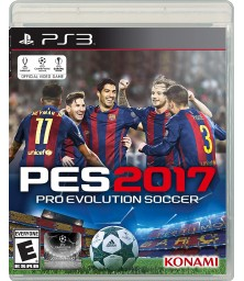 Pro Evolution Soccer 2017 [PS]