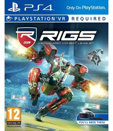RIGS: Mechanized Combat League (PS VR) [PS4]