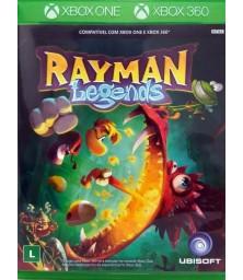 Rayman Legends (Xbox 360-XBox One)