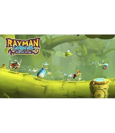Rayman Legends: Definitive Edition Switch