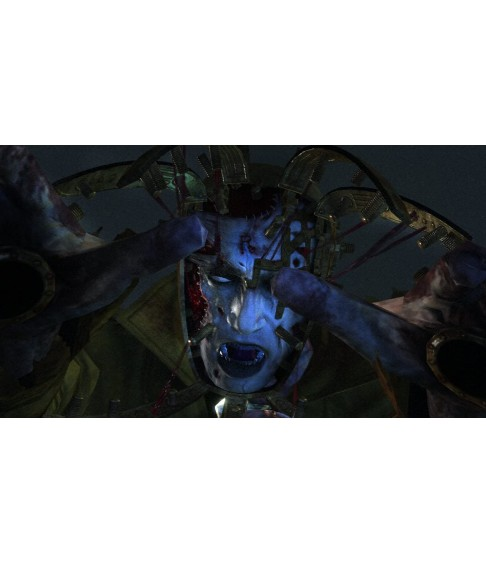 Rise of Nightmares Kinect
