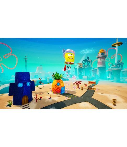 SpongeBob SquarePants: Battle for Bikini Bottom PS4