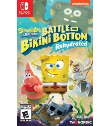 SpongeBob SquarePants: Battle for Bikini Bottom Switch