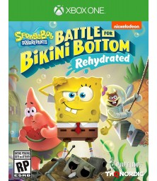 SpongeBob SquarePants: Battle for Bikini Bottom XBox One