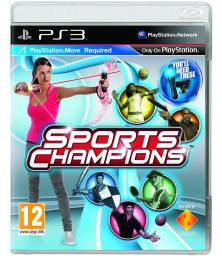 Sports Champions PS3 Move
