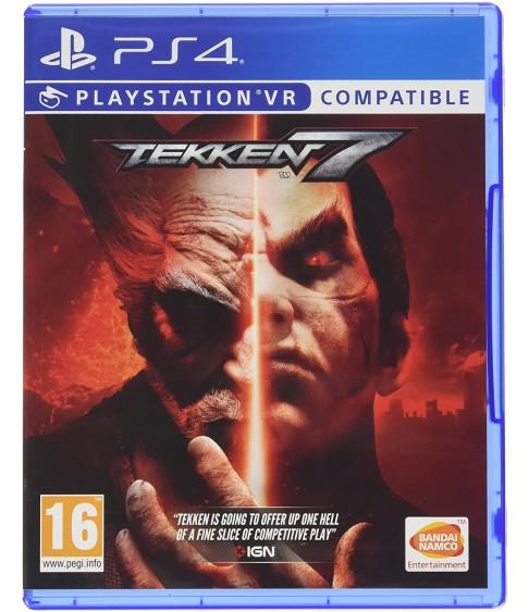 Tekken 7 (toetab VR) (PS4)