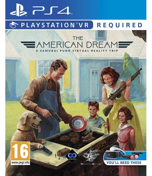 The American Dream (PS VR jaoks) PS4