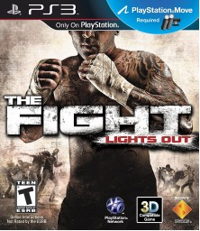 The Fight: Lights Out PS3 (PS Move)