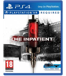 The Inpatient - PlayStation VR (PS4)