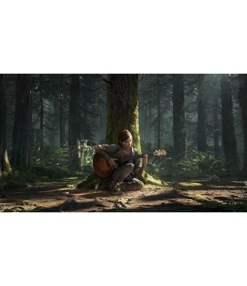 The Last of Us: Part II PS4