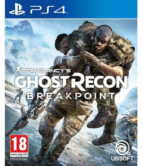 Tom Clancy's Ghost Recon: Breakpoint Aurora Edition PS4