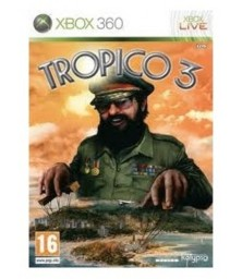 Tropico 3 XBOX 360
