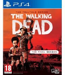 Walking Dead the FInal Season PS4