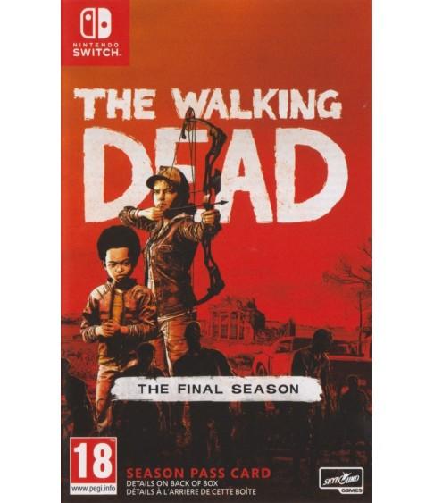 Walking Dead the FInal Season Switch
