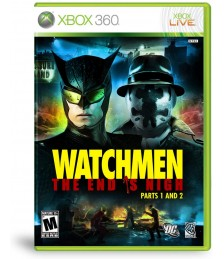Watchmen The End Is Nigh (Part 1 & 2) XBox 360