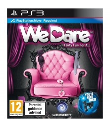 We Dare (PS3 MOVE)