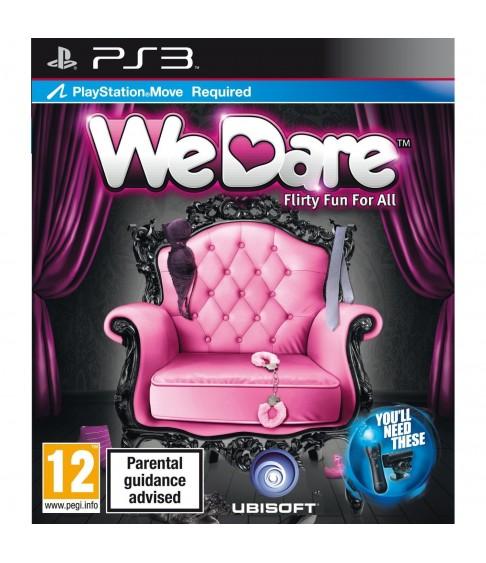We Dare (PS3 MOVE)