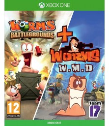 Worms Battlegrounds & Worms WMD - Double Pack XBOX One