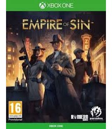 Empire of Sin Day One Edition XBox One/ Series X