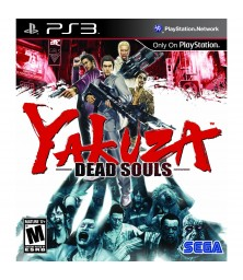 Yakuza: Dead Souls PS3 Kasutatud