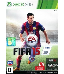 FIFA 15 Ultimate Team Edition [Xbox 360]