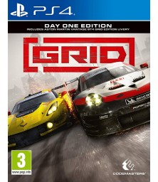 Grid - Day One Edition PS4