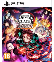 Demon Slayer: Kimestu no Yaiba-The Hinokami Chronicles PS5