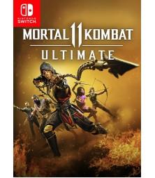 Mortal Kombat 11 Ultimate Digital Code in Box (Switch)