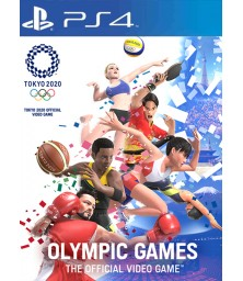 Tokyo 2020 Olympic Games Official Videogame [PS4]