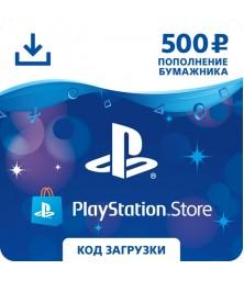 PSN Card 500 rub VENEMAA REGIOON