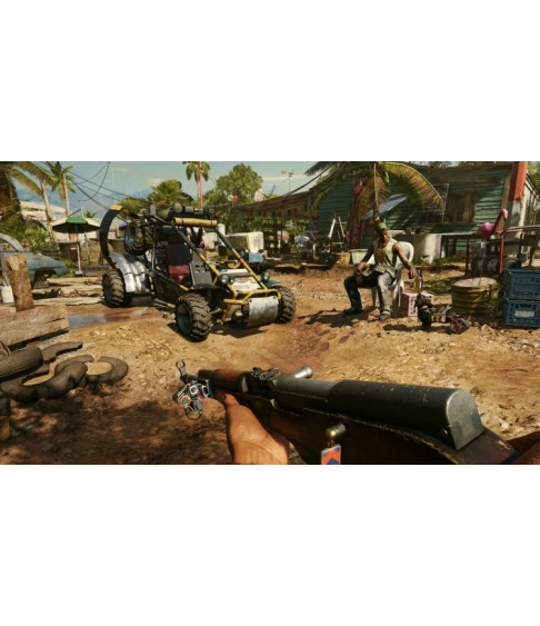 Far Cry 6 PS4/PS5